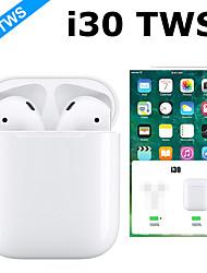 cheap -i30 TWS Pop up 11 Replica Wireless Earphone 6D Bass Separate Use Bluetooth 5.0 Earphones