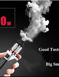 cheap -80W vape mechanical mod box electronic cigarette 2200 mAh Cheap high quality start vape kit electronic cigarette