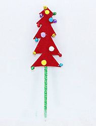 cheap -Christmas Tree Plastic / Nonwovens / Bell Pure Handwork Ballpoint Craft Gifts For Children Learning OL Stationery