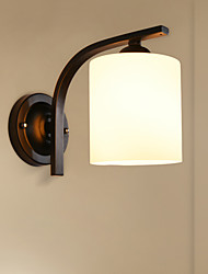 cheap -Retro Glass Ball Wall Lamp Wall Sconce Lighting For Home Living Room Kitchen