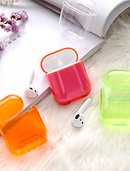 cheap -Case For AirPods / AirPods Pro Shockproof Headphone Case Hard