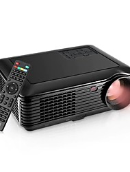 cheap -LITBest SV-226H LCD Home Theater Projector 3000 lm 1080P Support / (1920x1080) / SVGA (800x600) SD USB VGA PC 4K