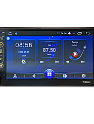 cheap -LITBest mp5-FY6506 7 inch 2 DIN Android Car MP5 Player / Car GPS Navigator Touch Screen / GPS / Built-in Bluetooth for universal Bluetooth Support RM / RMVB / MP4 MP3 / WAV JPG