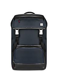 Недорогие -wiwu dreamer 23l ноутбук рюкзаки 14-дюймовый ноутбук / 15,6-дюймовый ноутбук пригородные рюкзаки из нейлонового волокна сплошного цвета для мужчин для офиса для путешествий шок доказательство
