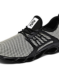 cheap -Men's Light Soles Mesh Spring & Summer Casual Athletic Shoes Running Shoes / Fitness & Cross Training Shoes Black / Green / Beige