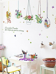 cheap -Decorative Wall Stickers - Plane Wall Stickers Still Life Indoor
