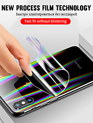 Недорогие -Защитная плёнка для экрана для Apple TPG Hydrogel Защитная пленка для экрана и задней панели Взрывозащищенный