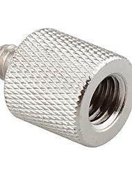 cheap -CAMVATE 3/8-16 Female To 1/4-20 Male Tripod Thread Reducer / Adapter Brass NEW C0906