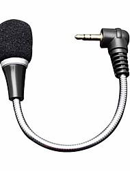 Недорогие -Микрофон Динамический микрофон Проводное 2.2 ohm для студийной записи и вещания Ноутбук Мобильный телефон ИМАК