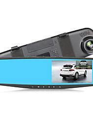 Недорогие -addkey ночного видения автомобильный видеорегистратор зеркало заднего вида цифровой видеорегистратор автокамера видеорегистратор видеорегистратор fhd 1080p с двумя объективами регистратор