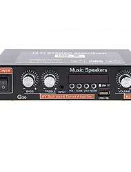 Недорогие -Высококачественный цифровой усилитель мощности, поддерживающий формат mp3. Встроенный модуль Bluetooth. Диск TF-карта. FM-радио с инфракрасным пультом дистанционного управления.