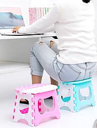 cheap -Large Folding Stool with Handle for Adults Kids Bathroom Outdoor Fishing