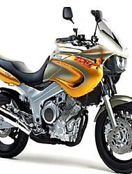 abordables -litbest 1pcs moto ampoules au xénon feux diurne pour yamaha toutes les années