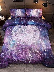 cheap -Dreamcatcher Bedding Set for comforter Colourful Animal Cartoon Duvet Cover with Pillow Cases Twin Full Queen King Size Kids Premium