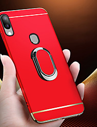 cheap -Magnetic Ring Phone Case 3 in1 Plating Hard PC Cover For Samsung Galaxy A40 A50 A70 Case Cover For Samsung A30 A20 A10 with Stand For Samsung A7 2018