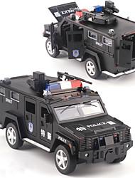 cheap -Toy Car Vehicles Police car Ambulance Vehicle New Design Metal Alloy All Boys' Girls' 1 pcs