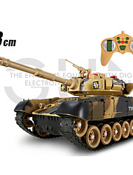 cheap -Large Against Tanks Charging Remote Control Car Remote Control Tank Model The Boy Children Military Ttoy Car