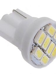 cheap -T10 8 LED SMD White Car Bulb Wedge Side Light Lamp