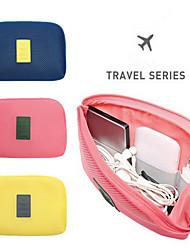 cheap -1 pc Travel Bag Travel Luggage Organizer / Packing Organizer Travel Passport Wallet Anti-Slip Multifunctional Portable Outdoor Everyday Use Traveling Terylene Net Gift For Unisex 22*15*1 cm