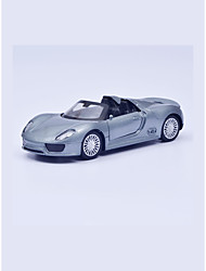 cheap -1:32 Toy Car Car SUV Parent-Child Interaction Aluminum-magnesium alloy All