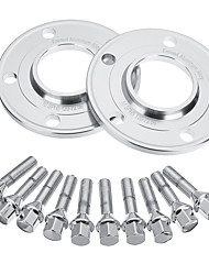 cheap -10mm Hub Alloy Centric Wheels Spacers Hubcentric Kit For BMW E36 E46 E60 E90