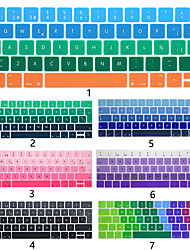 cheap -European Version Of Spanish Keyboard Film Apple Laptop Keyboard Protective Film For MacBook Air Pro Retina 11/12/13/15 Inch Silicone
