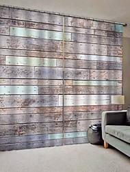 abordables -rideaux de tissu indélébile haute définition de style pastoral chinois rideaux épaissis complet pour salon rideaux de douche en polyester pur résistant à l'humidité