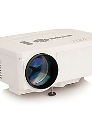 cheap -UC30 HD mini LED projector / Native 640X480 / Support HDMI / Three Glasses lenses/ 150 lumens With Remote Controller
