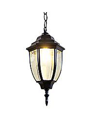 Недорогие -светильник подвесной светильник окрашенный алюминий 110-120v / 220-240v