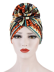 cheap -Women's Basic Polyester Floppy Hat-Solid Colored Floral All Seasons Fuchsia Orange Yellow