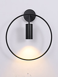 cheap -JSGYlights Mini Style / New Design Modern Contemporary / Nordic Style Wall Lamps & Sconces Living Room / Bedroom Metal Wall Light 110-120V / 220-240V 5 W