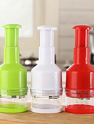 cheap -Handheld Vegetable Cutter Slicer Garlic Onion Pepper Ginger Peeler Dicer Pressing Food Chopper