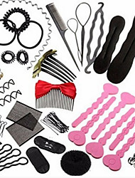 cheap -Disc hair artifact, hair set, multi-function hairdressing tools