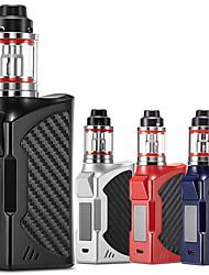 Недорогие -90 Вт большой мощности огромный большой дым Vape электронная сигарета комплект вапорайзер кальян vaper механические электронные сигареты емкостью 2200 мАч