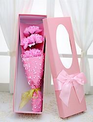 Недорогие -Искусственные цветы Ткань Стиль Букет Букеты на стол Букет 5
