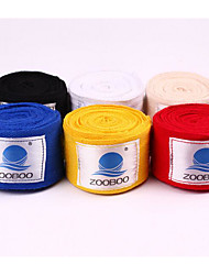 cheap -Hand & Wrist Brace / Hand Wraps For Taekwondo, Boxing, Karate, Martial Arts Adjustable, Elastic, Joint support Cotton Unisex Black / Red / Blue Zooboo®