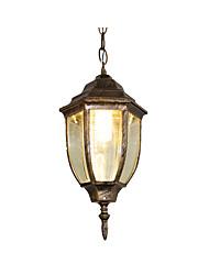 Недорогие -подвесной светильник рассеянный свет окрашенный металл новый дизайн 110-120v / 220-240v теплый белый