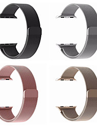 cheap -Watch Band for Apple Watch Series 6/SE/5/4/3/2/1 Apple Milanese Loop Stainless Steel Wrist Strap