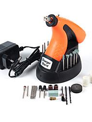 cheap -KMD519 Electric grinder Multifunction / Handheld Design Polished metal surface / Metal welding mouth polishing / Stone cutting