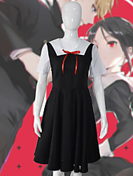 cheap -Inspired by Kaguya-sama: Love is War Cosplay Anime Cosplay Costumes Japanese Dresses For Women's