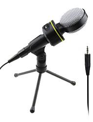 abordables -microphone micro à condensateur professionnel yanmai avec son trépied