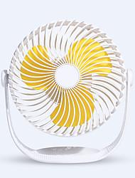 cheap -1Pc Usb power supply fan new product desktop 360 degree rotating mini fan
