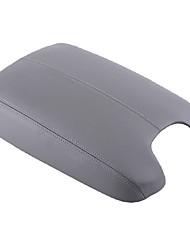 Недорогие -подлокотник крышка центральной консоли крышка кожа синтетика для 08-12 Honda Accord
