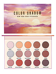 cheap -15 Colors Eyeshadow Matte EyeShadow Pro Easy to Use Professional Daily Makeup Cosmetic Gift