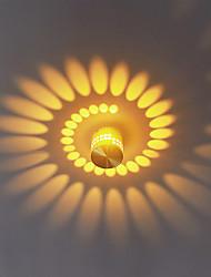 abordables -Créatif / Design nouveau Moderne contemporain Appliques Salle de jeux / Magasins / Cafés Métal Applique murale Générique 3 W