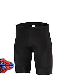 cheap -MAKOSHARK Men's Women's Cycling Pants Cycling MTB Shorts Bike Padded Shorts / Chamois Bottoms Breathable Quick Dry Sports Black Mountain Bike MTB Road Bike Cycling Clothing Apparel Advanced Form Fit