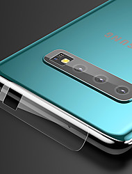 Недорогие -SamsungScreen ProtectorGalaxy S10 HD Протектор объектива камеры 1 ед. Закаленное стекло