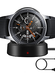 cheap -Smartwatch Charger / Dock Charger / Wireless Charger USB Charger USB with Cable 5 A DC 5V for Gear Sport / Gear S3 Frontier / Gear S3 Classic