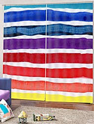Недорогие -украшения дома 3d цифровая печать занавески для ванной затемнения водонепроницаемый плесень-доказательство настраиваемый рукав занавески для ванной продукции