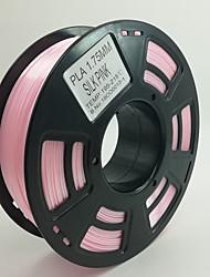 cheap -3D printer Silk Filament 1.75mm 1kg for 3d printer